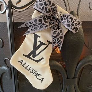 Custom Designer Inspired Christmas Stockings!